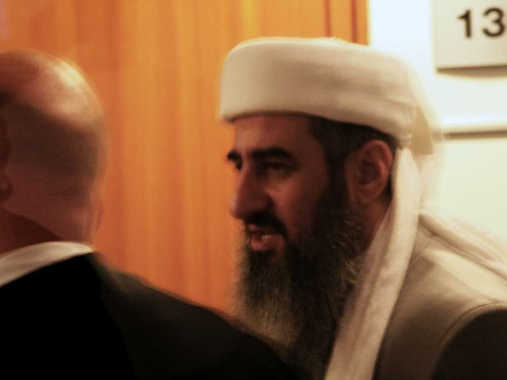 SONET FERDIG: Mullah Krekar har sonet ferdig sin dom og løslates 25. januar.