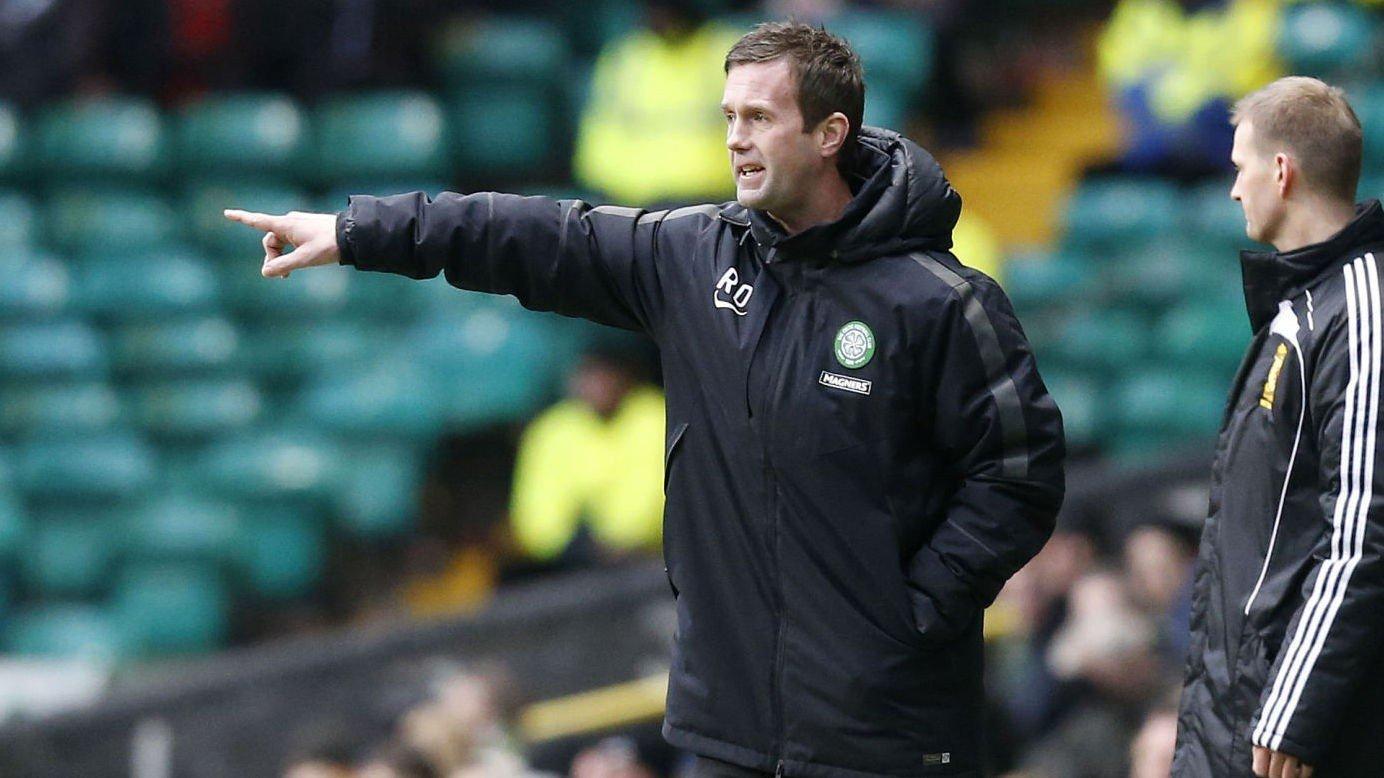 Celtic-manager Ronny Deila fikk nok en gang se Celtic rundspille motstanderen uten at effektiviteten sto i stil.