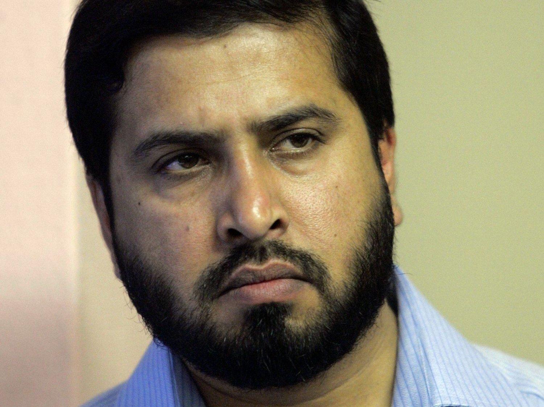 Talsmann Ikhlaq Ahmad i Islamic Cultural Center (ICC).