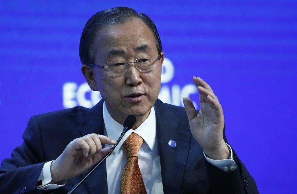 FN-sjef Ban Ki-moon ber om en umiddelbar stans i kampene i den ukrainske byen Debaltseve.