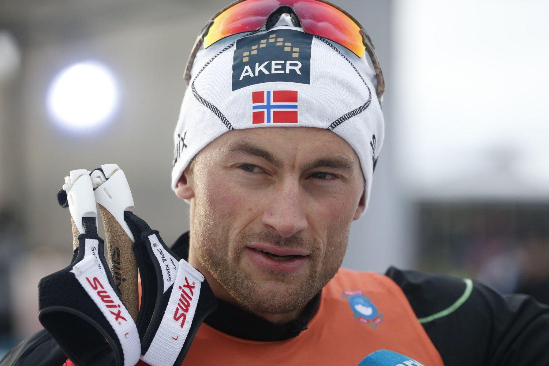 DROPPER SPRINTEN? Langrennskonge Petter Northug.
