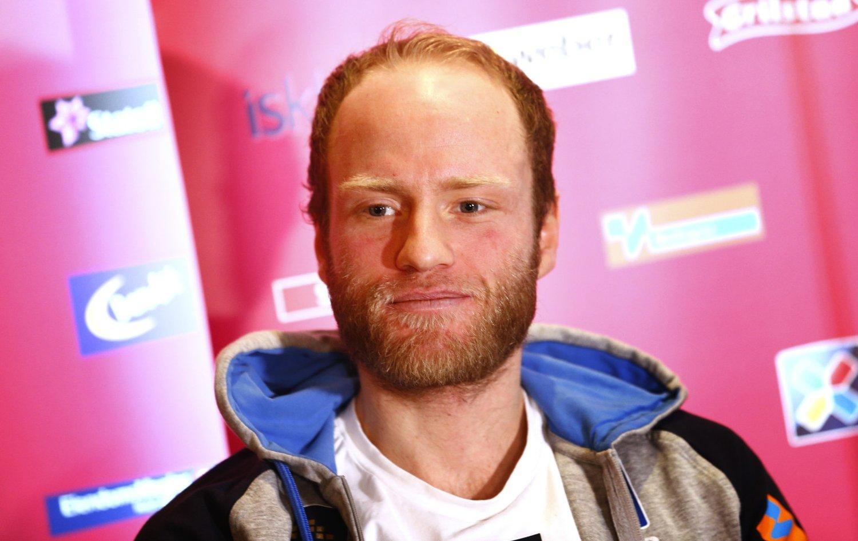 SNAKKET UT: Skiløper Martin Johnsrud Sundby.
