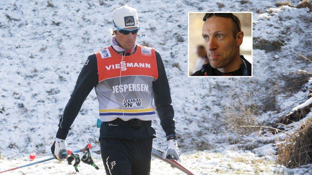 PROVOSERT: Chris Jespersen sier han er provosert over kritikken fra Odd-Bjørn Hjelmeset mot Trond Nystad.