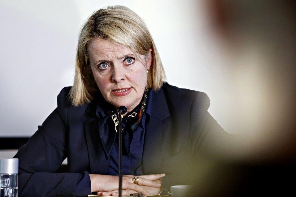 ADVARTE: PST-sjef Benedicte Bjørnland orienterte denne uken om sikkerhetstjenestens trusselvurdering.