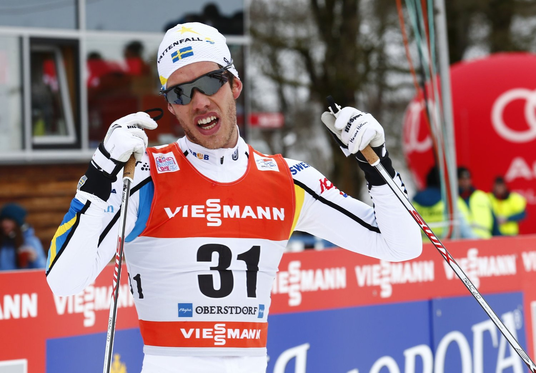REVANSJ: Marcus Hellner jakter gull under VM i Falun.