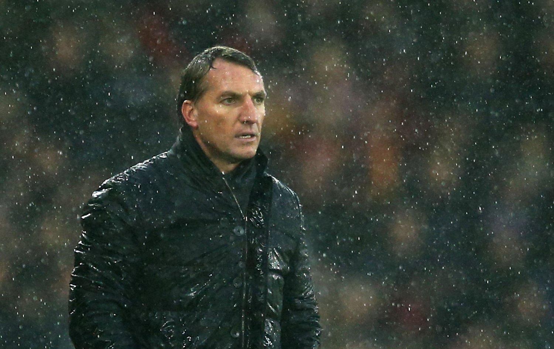 UENIG: Liverpool-manager Brendan Rodgers mener Southampton ikke har grunn til å klage på dommeravgjørelsene i kveldens oppgjør mellom klubbene.