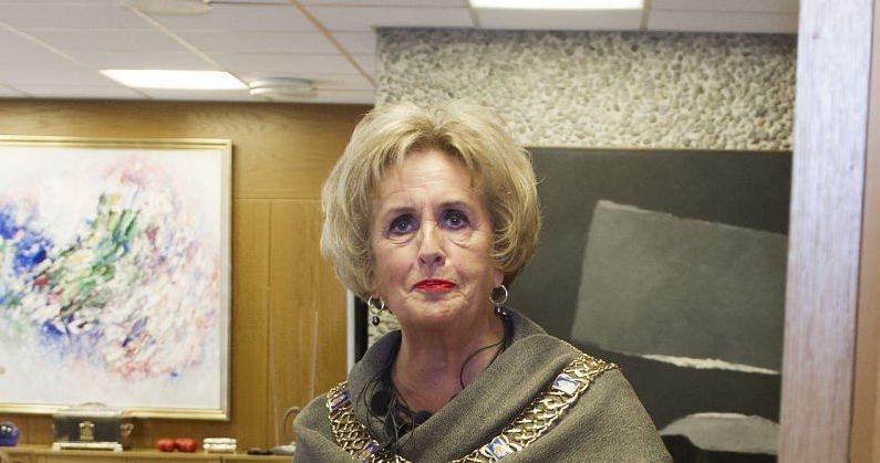 TØFT PÅ HJEMMEBANE: Bergensordfører Trude Drevland (H) ønsker ikke å kommentere ektemannens handlinger.