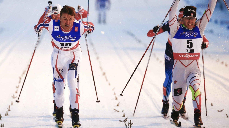 AVHENGIG AV FORHOLD: Petter Northug er blant dem som har snakket om viktigheten av gode forhold under ski-VM. Nå ber tidligere landslagsløper Kristen Skjeldal om at utøverne heller fokuserer på å gå fort på ski.