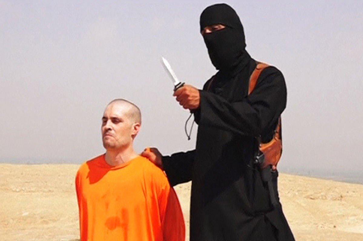Mannen som tilsynelatende drepte journalisten James Foley er navngitt som London-mannen Mohammed Emwazi.