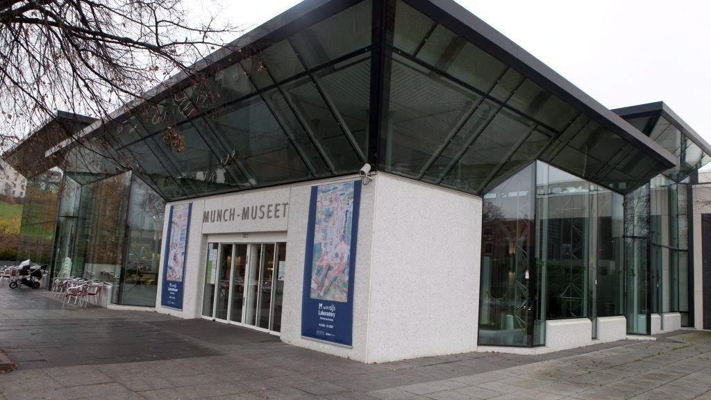 ANMELDT: Munch-museet er anmeldt for en 40 minutter lang video som er en del av utstillingen av Munch og Melgaard.