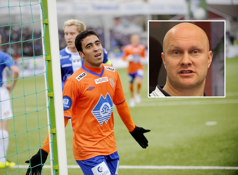 LØNN: Joacim Jonsson er sikker på at lønninger avgjør at spillere drar til Kina.