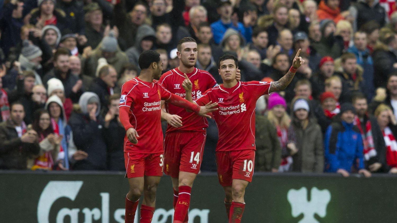 Philippe Coutinho er en het kandidat til årets spiller, mener Brendan Rodgers.