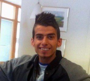 DREPT: 20 år gamle Sami Milhem funnet drept og partert i en kommunal bolig på Bigset i Hareid.