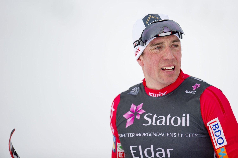 VINNER: Eldar Rønning fikk Holmenkollmedaljen.
