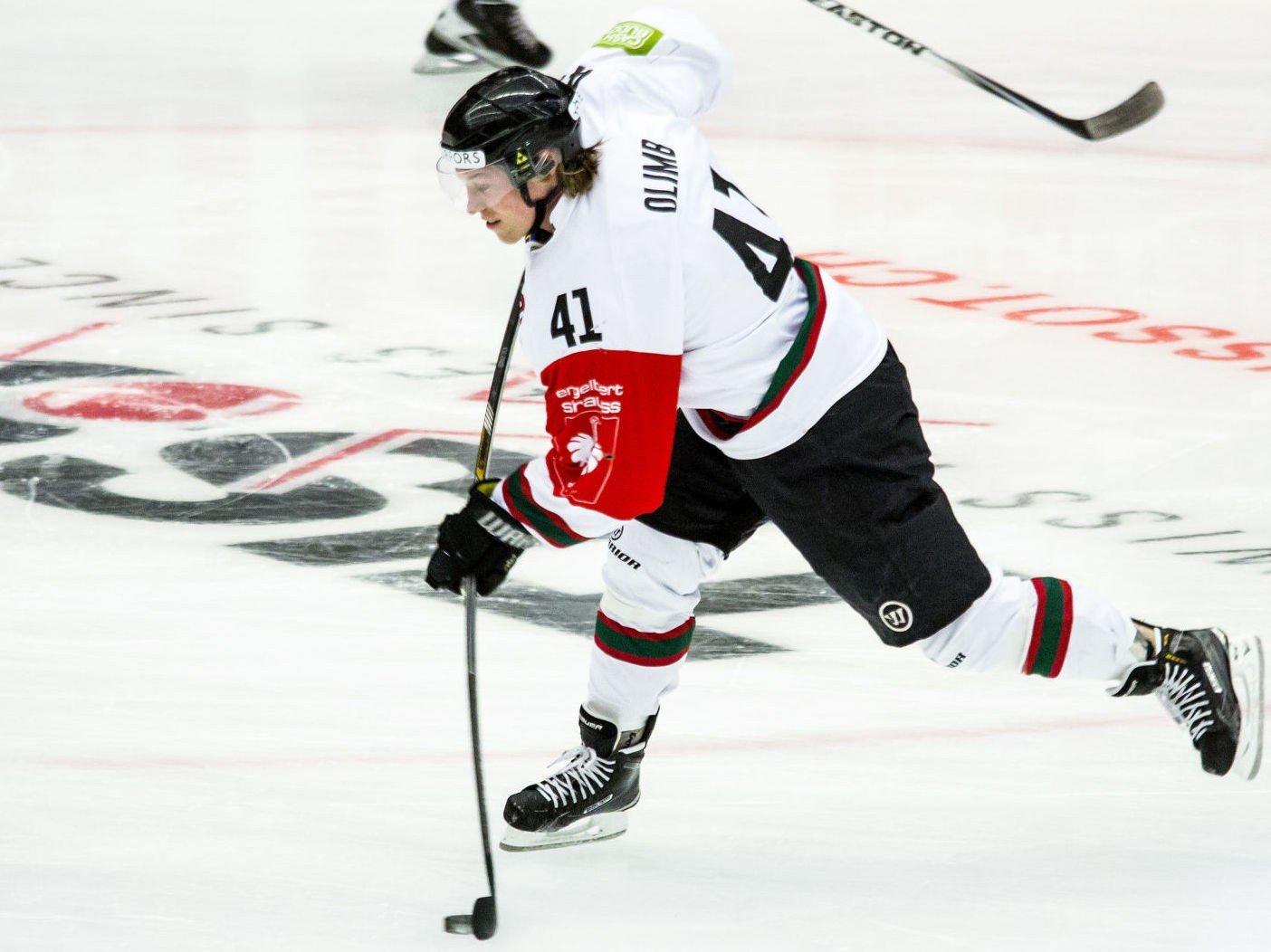 Mathis Olimb og Frölunda tapte den andre kvartfinalekmapen mot Luleå. Nordmannen havnet også i håndgemeng undervis i oppgjøret.
