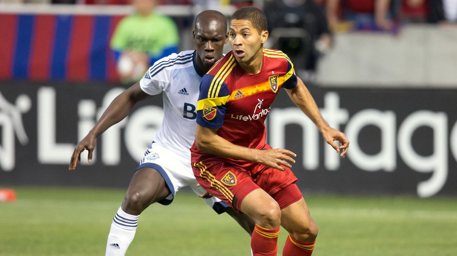 I FORM: Pa-Modou Kah i kamp mot Real Salt Lake.