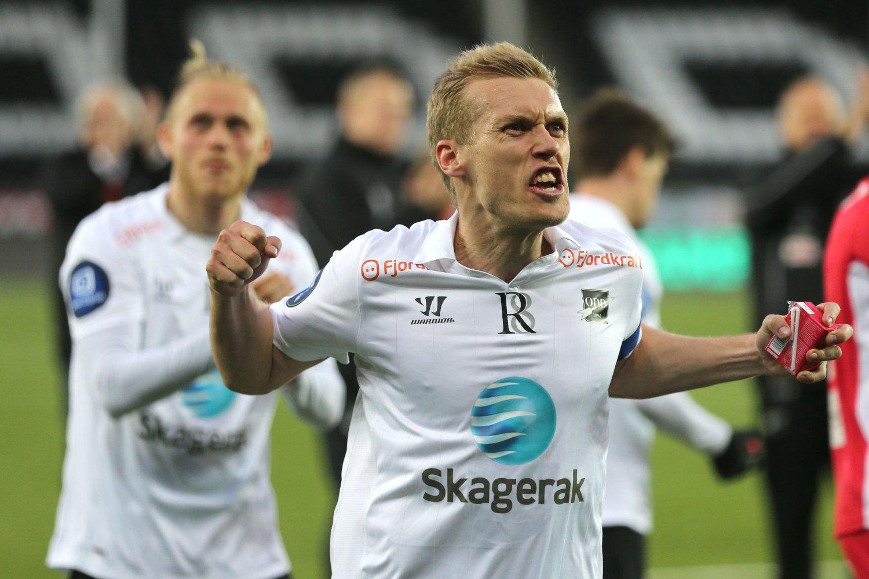 BREDDE: Steffen Hagen skryter av bredden i Odd-troppen.