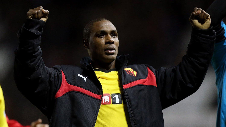 GODE NOK? Watford er en del av Premier League igjen fra neste sesong. Spydspiss Odion Ighalo mener klubben er god nok til å hevde seg på øverste nivå.
