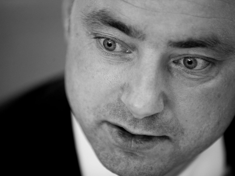 - Det var for mye prat, for mye finsnakking og for lite handling med Jens Stoltenbergs regjering, sier Robert Eriksson.