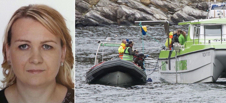 6. mai 2014 hentet politiet opp en bylt fra 70 meters dyp i Dørvika i Lysefjorden. Det viste seg å være den savnede tobarnsmoren Agnes Elisabeth Müller, og ektemannen hennes erkjente drapet.