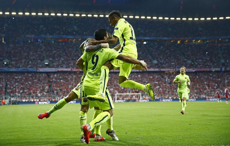 Barcelona-spillerne kan få serieavslutningen utsatt.