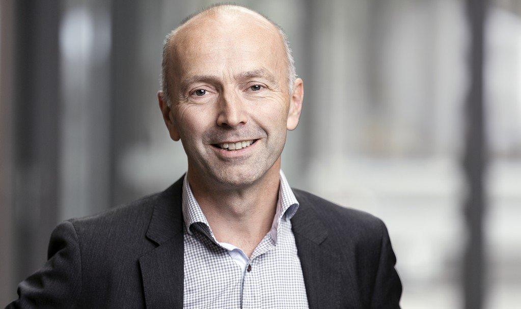 BN Bank-sjef Gunnar Hovland kutter lånerenten med 0,25 prosent for alle kunder.