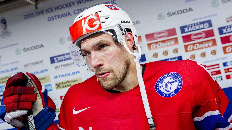TILBAKE TIL NHL? Jonas Holøs ønskes tilbake til NHL, og han er fristet av tanken.