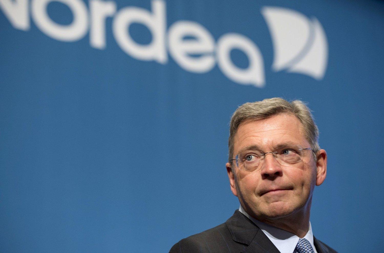 - Vi tar denne beslutningen svært alvorlig, sier konsernsjef Christian Clausen i Nordea.
