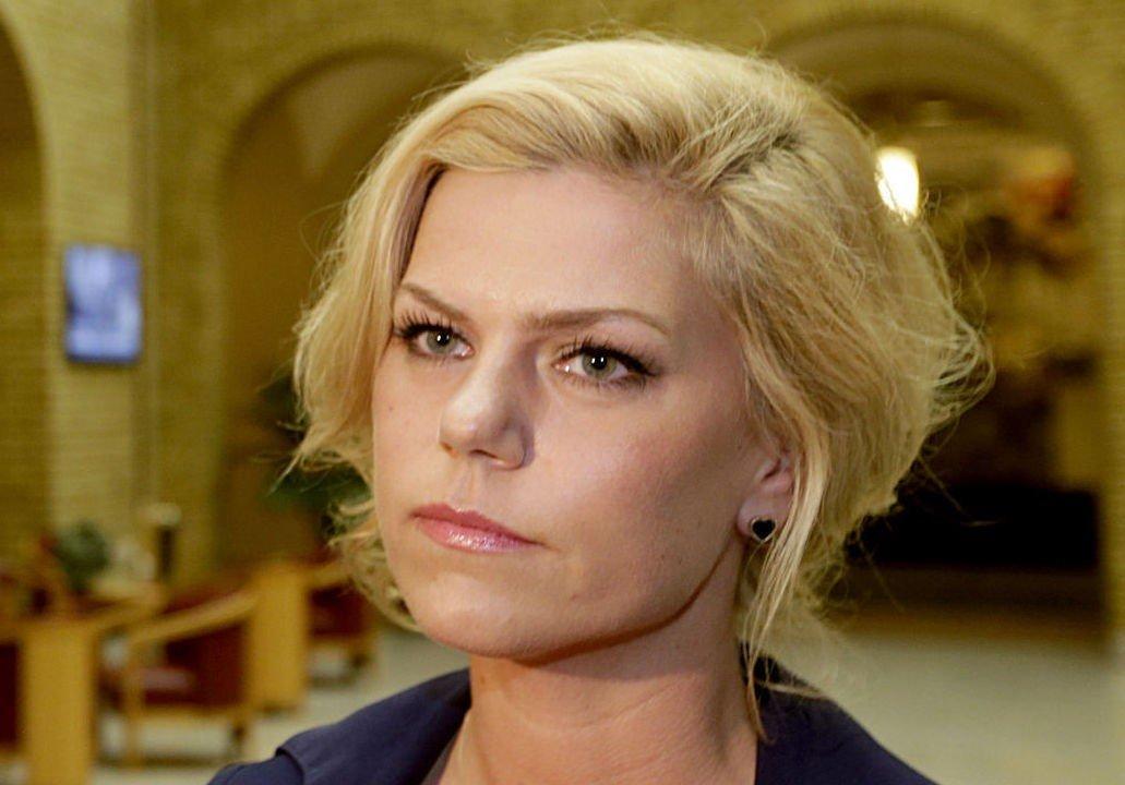 – Justisminister Anders Anundsen (Frp) har ikke Arbeiderpartiets tillit, gjentok Jette Christensen tirsdag.