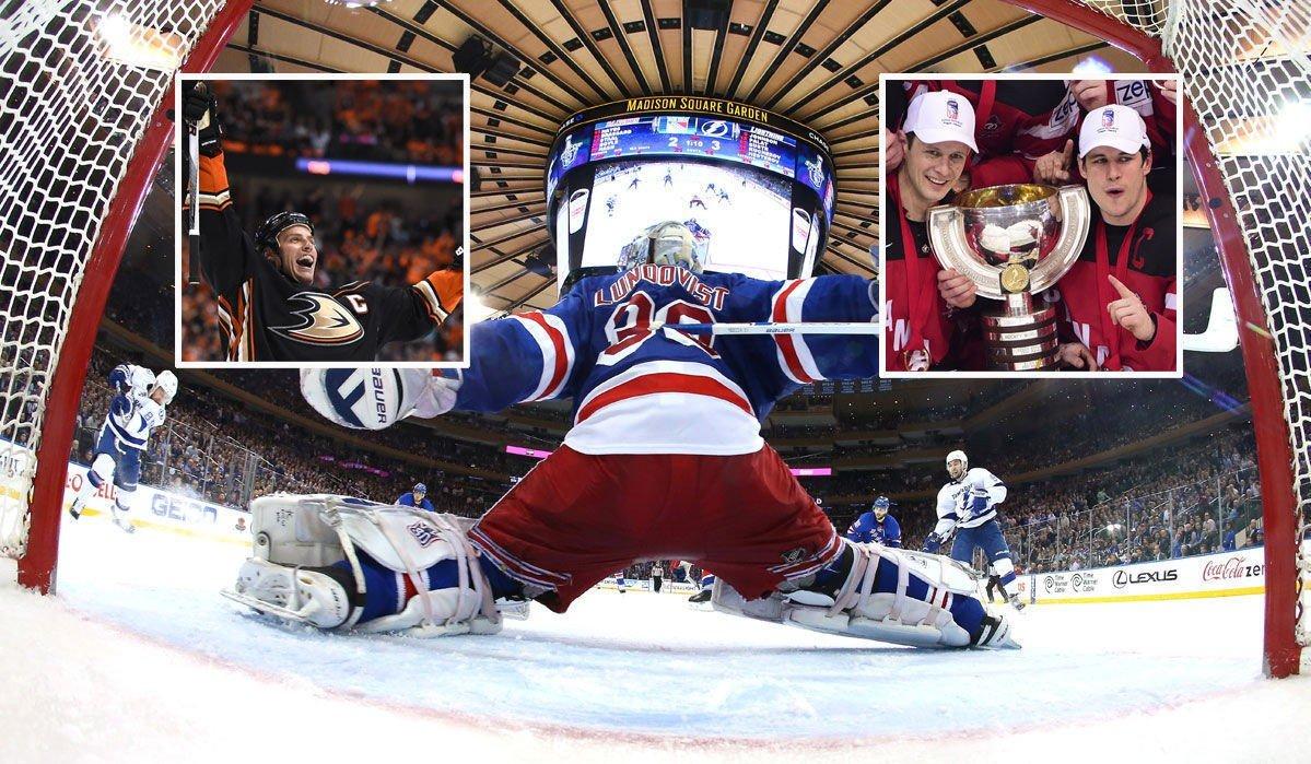 Nhl Ishockey Verdens 100 Beste Hockeyspillere