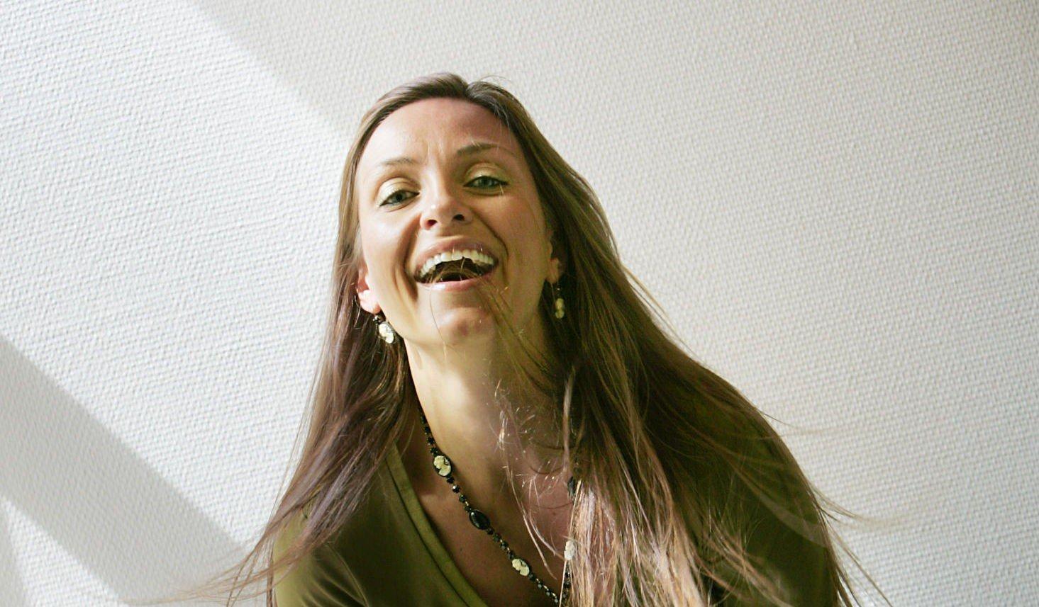 OMKOM: Den norske countryartisten Liv Marit Wedvik omkom på en campingplass i Risør lørdag.