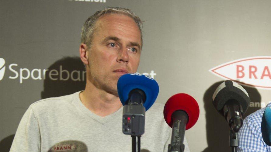 Rune Soltvedt står overfor en krevende jobb når han nå har fått jobben som sportslig leder i Brann permanent.