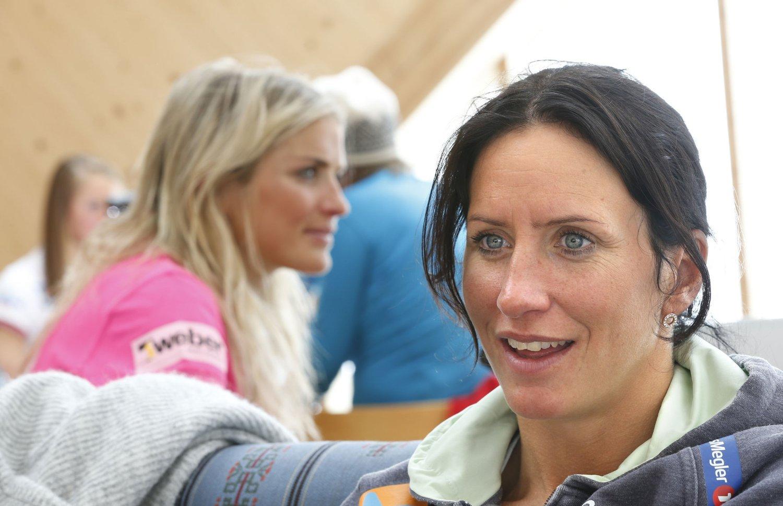 STÅR OVER EN HEL SESONG: Marit Bjørgen venter barn i desember, og tar et hvileår fra internasjonale konkurranser.