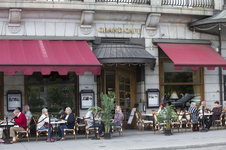 Mange mener Grand Café har mistet sjarmen.