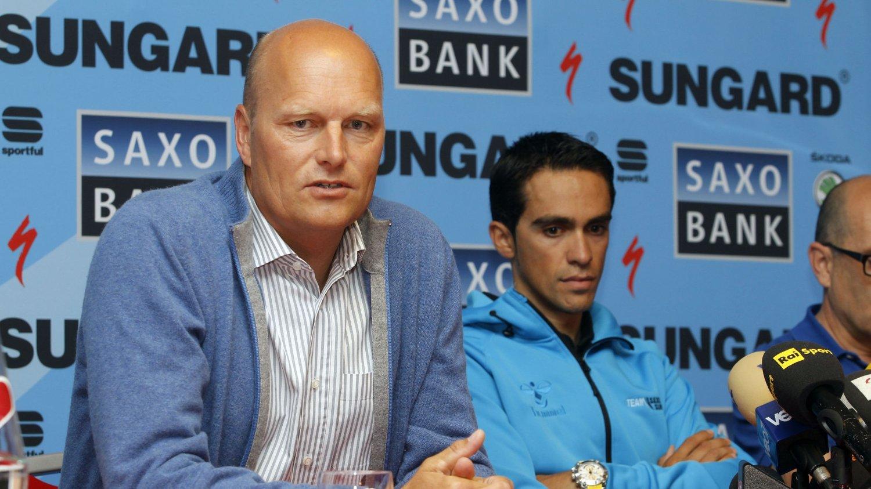 NY JOBB: Bjarne Riis skal være ekspert under dansk TV 2s sendinger i Tour de France.