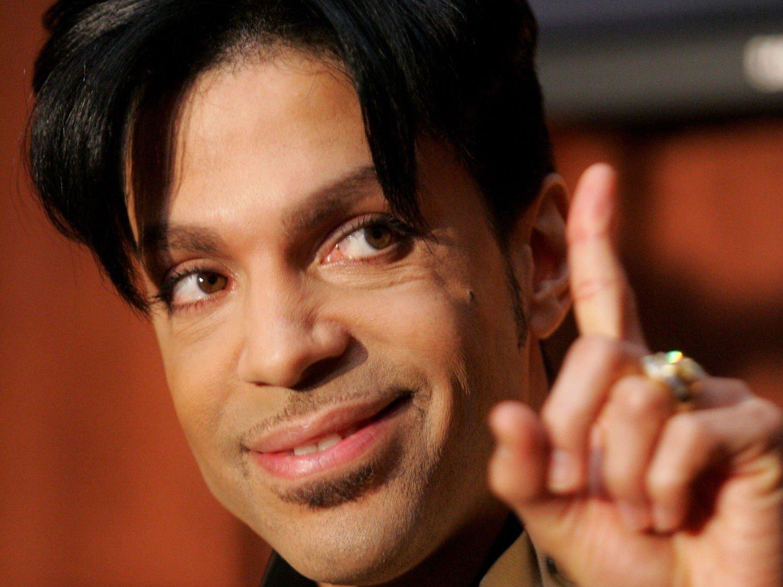 Prince sier nei takk til Spotify.
