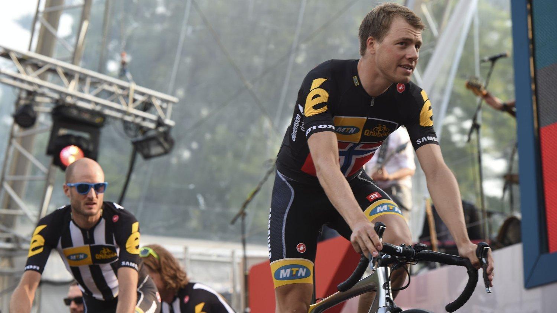 GÅR FOR GULT: Edvald Boasson Hagen.