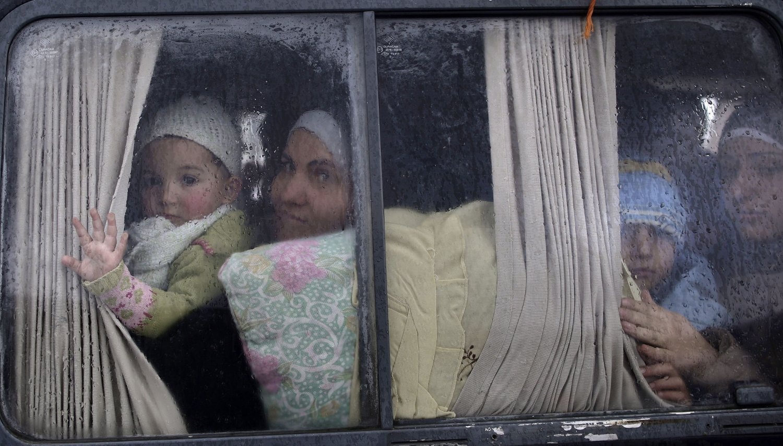 ØKER: Antallet flyktninger skal nå ha passert fire millioner.