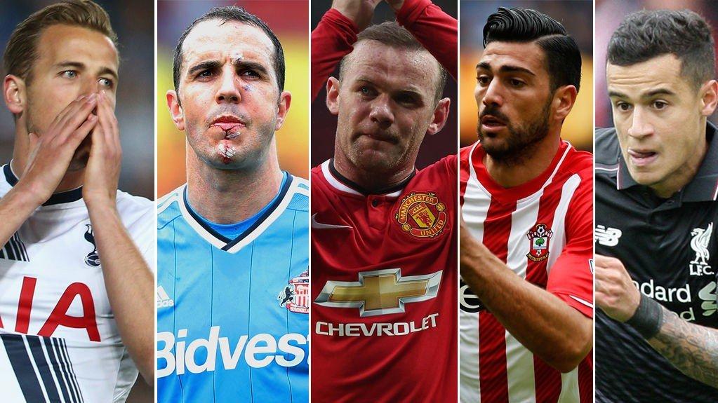 NY SESONG: Premier League-profilene er klare for en ny sesong, men først skal de gjennom en rekke treningskamper.