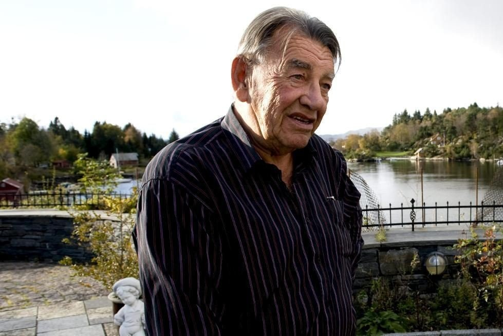 Helge Eide Knudsen var en av Bergens mest formuede mennesker.