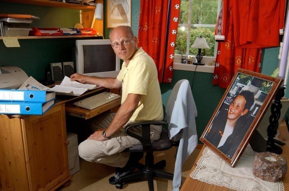 JOBBET I 16 ÅR: Pappa Roar Juel Johannessen har jobbet i 16 år for å finne datteren Kristins drapsmann.