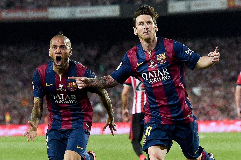 BILBAO: Lionel Messi og Barcelona møter Athletic Bilbao tre ganger på ti dager.