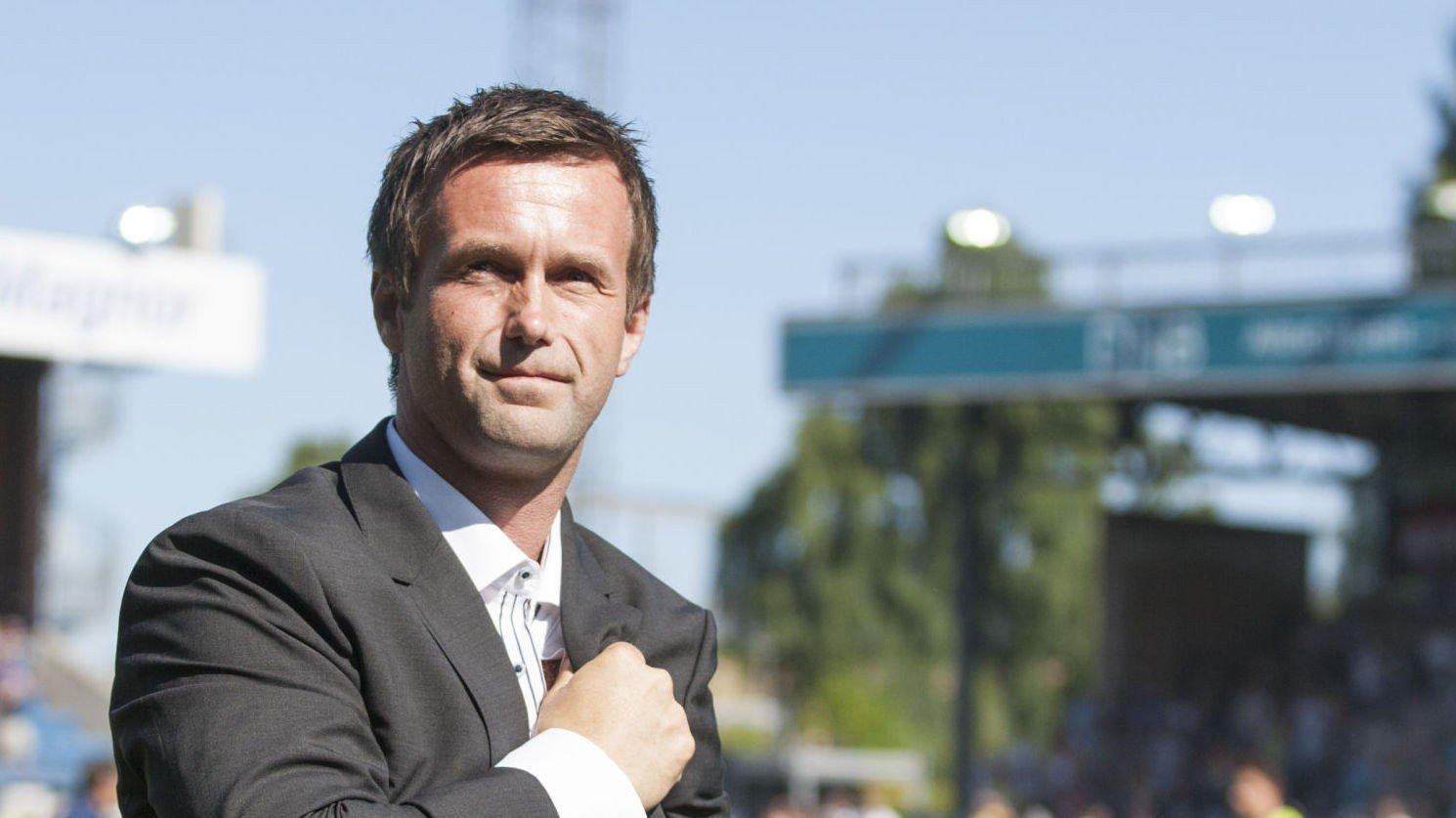 RONNY DEILA: Ble imponert av de norske lagene i Europa League-kvalikk