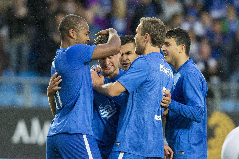 CHAMPIONS LEAGUE: Molde håper å nå gruppespillet i Champions League.