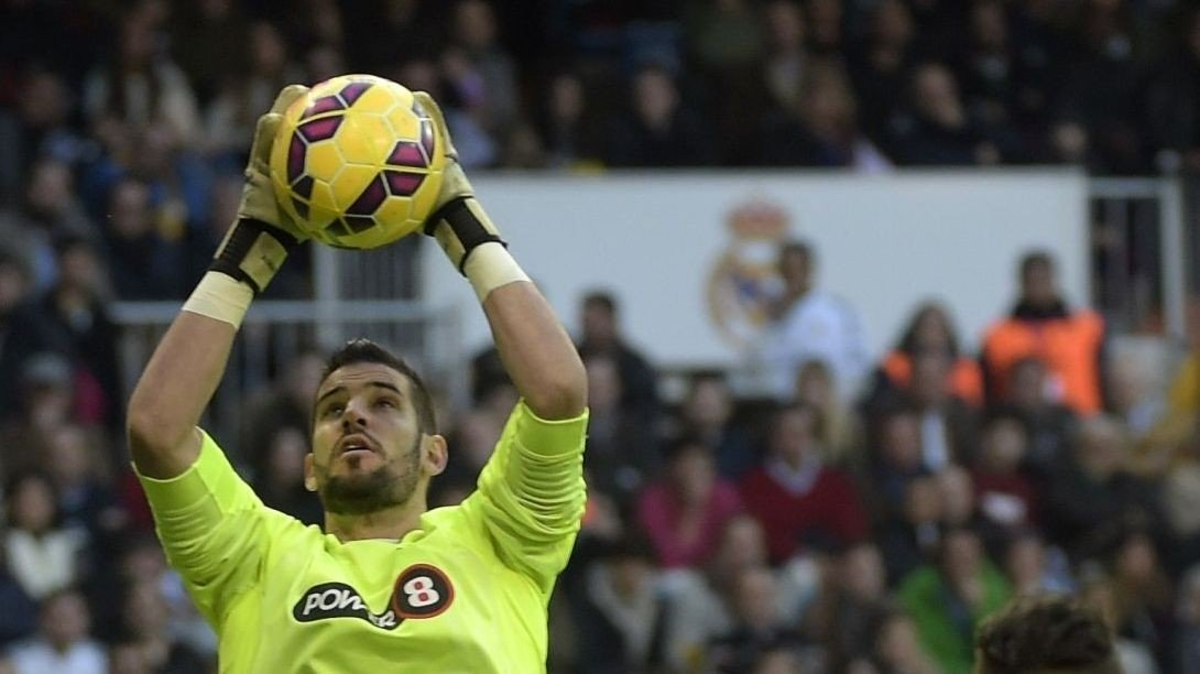 KIKO CASILLA: Er klar for Real Madrid