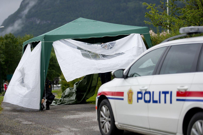 Politiet i Sogn og Fjordane etterforsker en alvorlig straffbar handling som har skjedd i forbindelse med Malakoff-festivalen på Nordfjordeid søndag.
