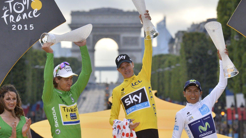 POPULÆRT: Tour de France har aldri vært mer sett i Norge enn i år.