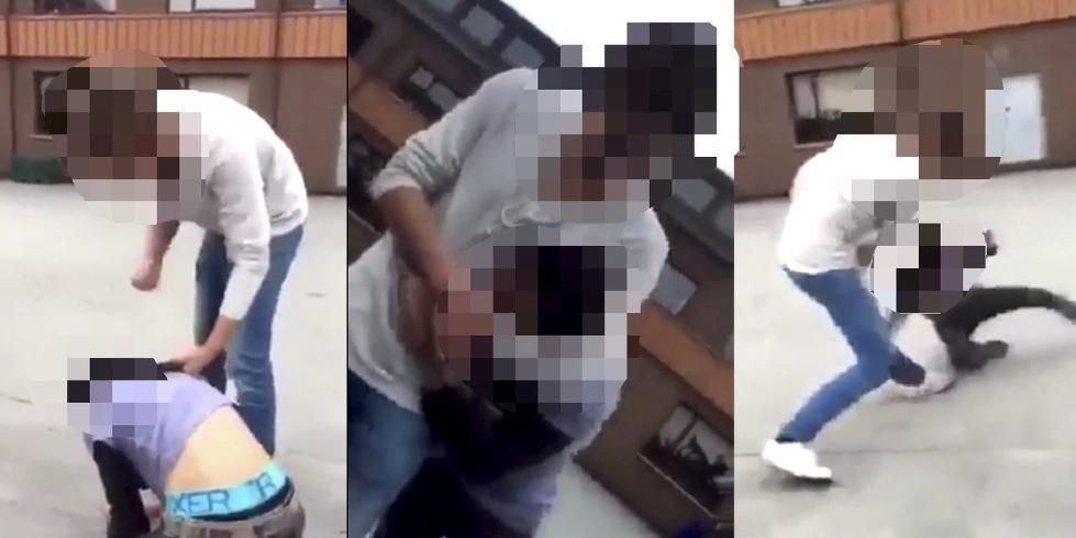 18-åringen som er siktet i den mye omtalte voldsvideoen vil be voldsofferet om unnskyldning.