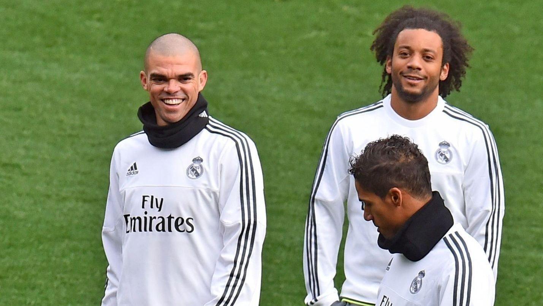 TIL UNITED?: Flere medier melder at Pepe (t.v) kan være villig til å flytte på seg i dette overgangsvinduet. FOTO: NTB scanpix
