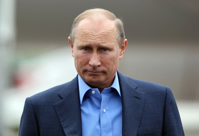 Russlands president Vladimir Putin.